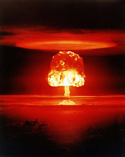 Castle Romeo Thermonuclear Test 1954